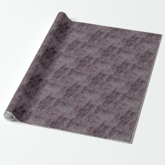 Purple seamless wrapping paper