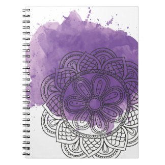 Purple sends it notebook