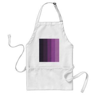 Purple Shades simple & sleek Standard Apron