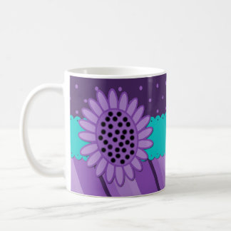 Purple Shasta Coffee Mugs