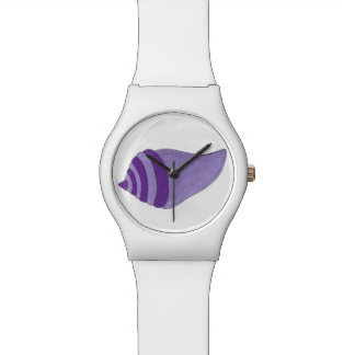 Purple Shell Shells Seashell Beach Summer Watch