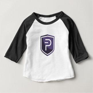 Purple Shield PIVX Baby T-Shirt