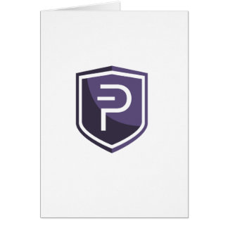 Purple Shield PIVX Card
