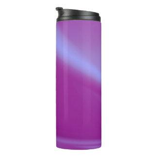 Purple Silks Thermal Tumbler