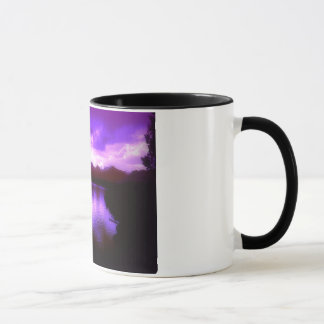 Purple Skies Mug