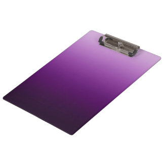 Purple Sky Clipboard