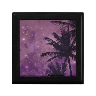 Purple Sky Palm Gift Box