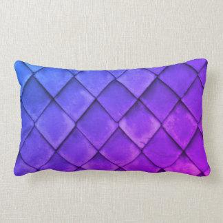 Purple Slate Pillow Design