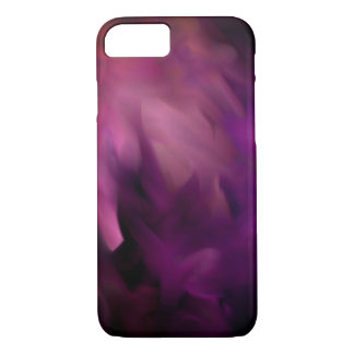 Purple smoke iPhone 8/7 case