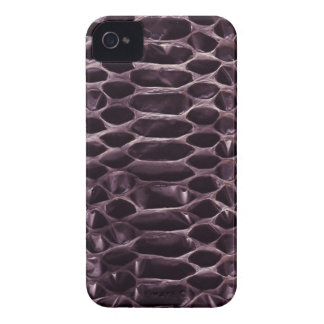 Purple Snake Skin Case-Mate iPhone 4 Cases