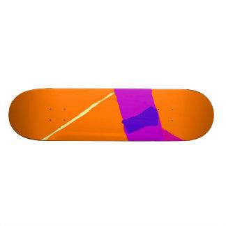 Purple Snake Wise Wit Green Egg Play Swift.pdf Custom Skate Board