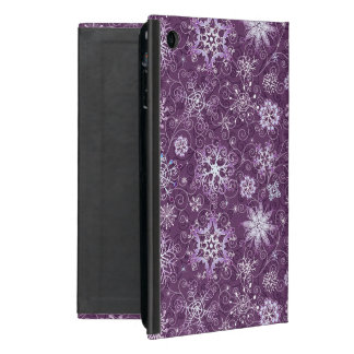 Purple Snowflakes for Chronic Pain Cover For iPad Mini