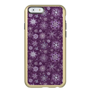 Purple Snowflakes for Chronic Pain Incipio Feather® Shine iPhone 6 Case
