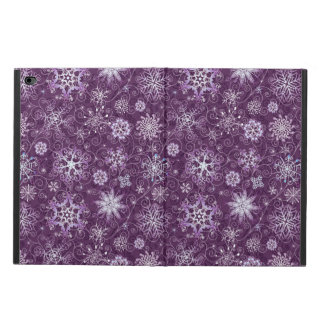 Purple Snowflakes for Chronic Pain Powis iPad Air 2 Case