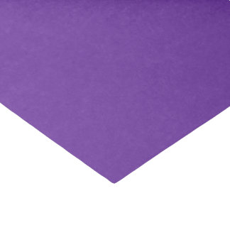 Purple Solid Glossy Tissue Paper