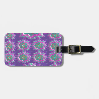 PURPLE Sparkle Star Pattern Goodluck Holy fun GIFT Bag Tags