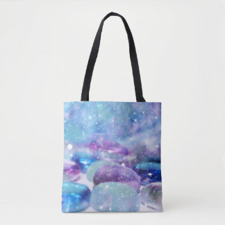 Purple Sparkle Tote