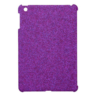 Purple Sparkling Glitter Case For The iPad Mini