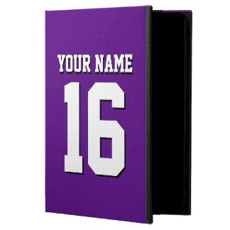 Purple Sports Jersey / Team Jersey