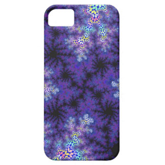 Purple Spraypaint i-Phone 5 Case