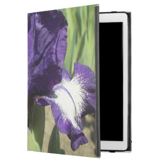 "Purple Spring Iris Floral iPad Pro 12.9"" Case"