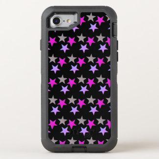 Purple Star Night Case