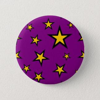 Purple Start Standard, 2¼ Inch Round Button