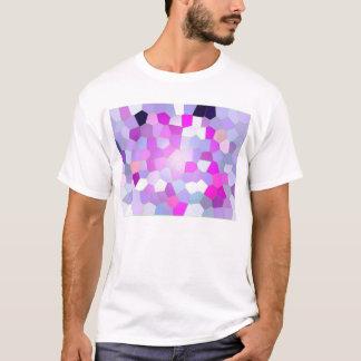 purple stone wall T-Shirt