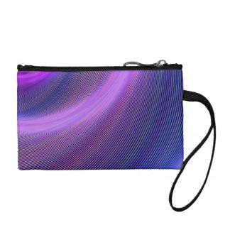 Purple storm coin wallet