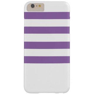 Purple Striped Phone Case