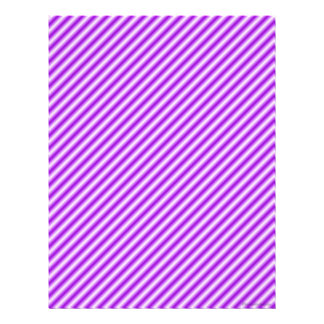 Purple Striped Scrapbook Paper