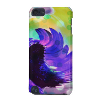 Purple Sunflower iPod Touch 5 Case