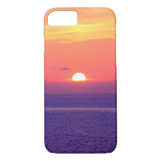 Purple Sunset iPhone 7 Case