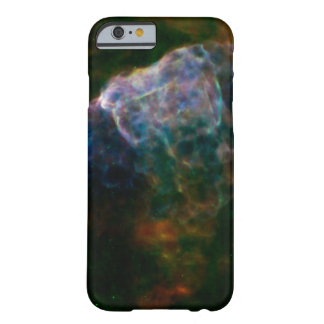 Purple Supernova, Barely There iPhone 6 Case