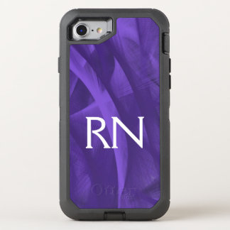 Purple Swirl RN phone case