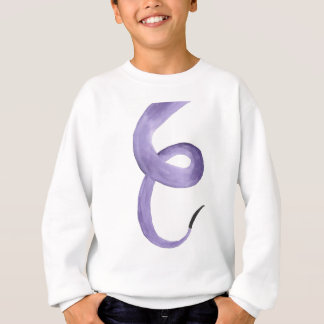 Purple Tentacle Sweatshirt