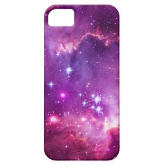 Purple Tinted Small Magellanic Cloud iPhone 5 Case