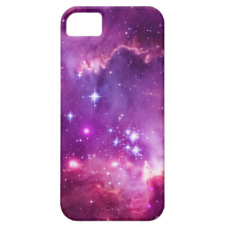 Purple Tinted Small Magellanic Cloud iPhone 5 Cover