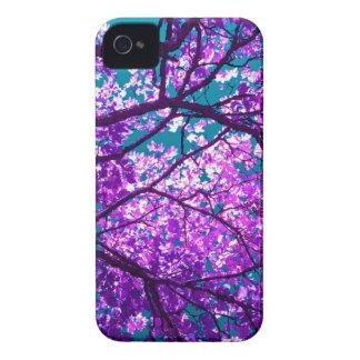 Purple tree II Case-Mate iPhone 4 Case