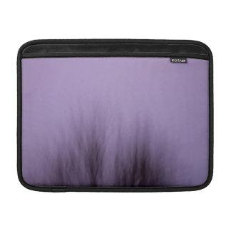 purple tree MacBook sleeve