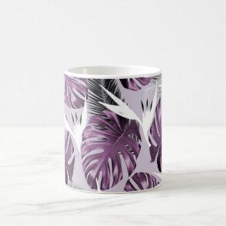 Purple Tropics Mug
