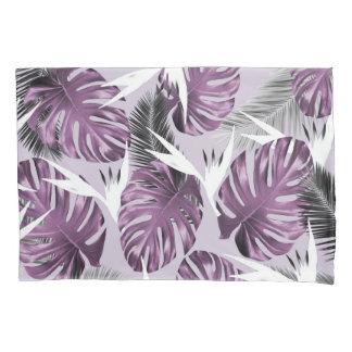 Purple Tropics Pillowcase