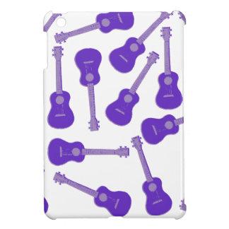 purple Ukuleles iPad Mini Cases