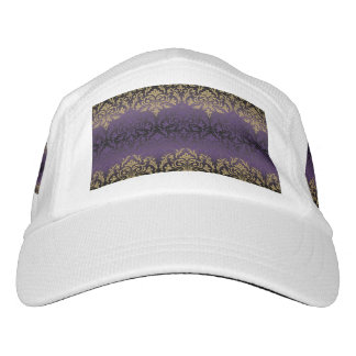 purple,ultra violet,damask,vintage,pattern,gold,ch hat