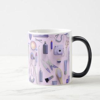 Purple Vanity Table Magic Mug