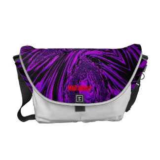 purple vector commuter bags