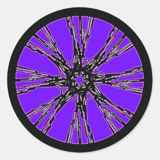 purple viewport.jpg classic round sticker