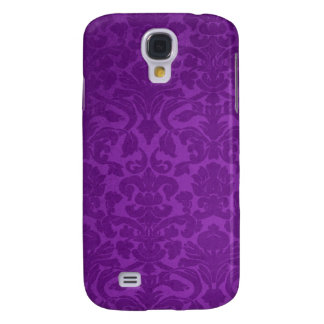 Purple Vintage Background iPhone 3 Case