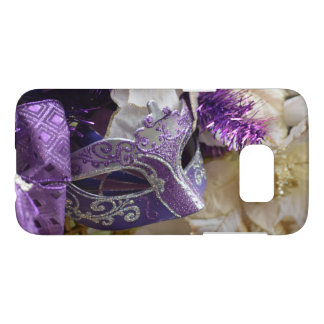 Purple Vision Samsung Galaxy S7 Case