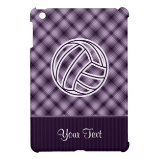 Purple Volleyball Case For The iPad Mini